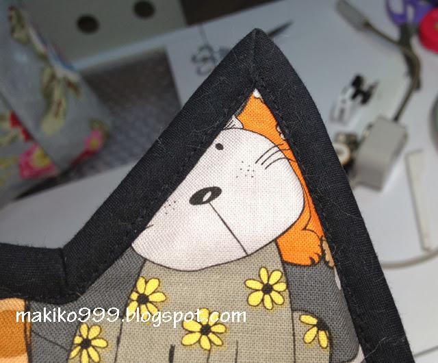 我家也有花布貓~: 講師科作業--山茱萸貓咪時鐘