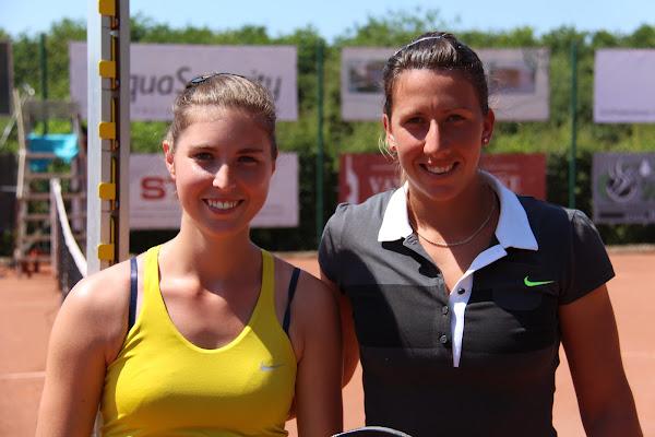 Elien Crombez vs Tatiana Bua
