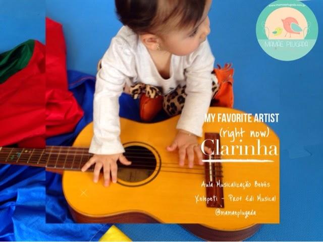 Musicalização para bebês