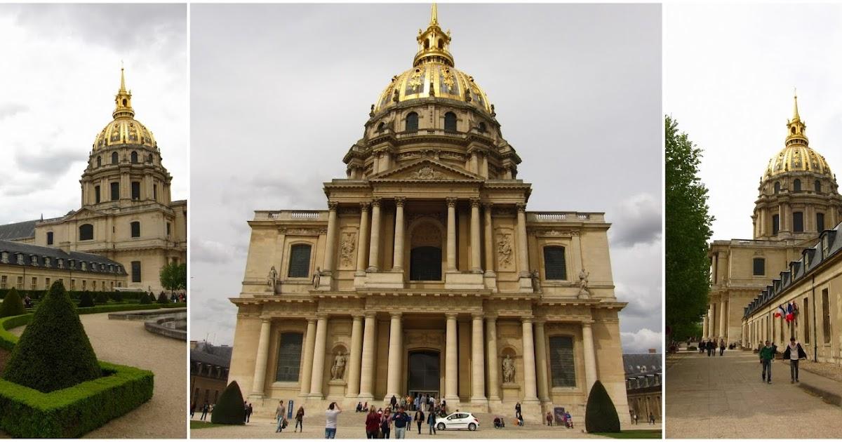光影對映。璀璨無華: 2012 巴黎Paris.倫敦London~傷兵院