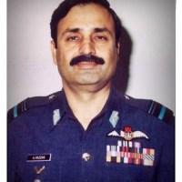 AIR VICE-MARSHAL (AVM) ABDUL RAZZAQ