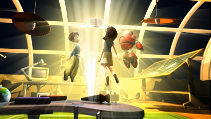 A relived, reinvented, and reimagined Superbook