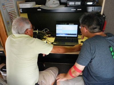 August 2012 Rookie Roundup (RTTY)