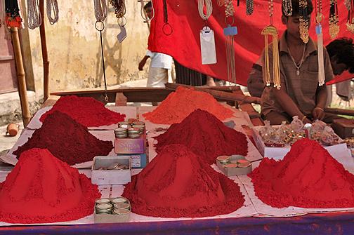 Red Tikka Powder