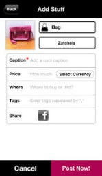 Clozette.co : An Extraordinary Fashion Social Network - Clozette Fashion Finds App