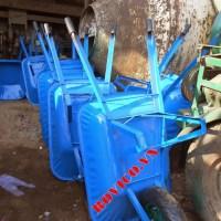 Xe rùa v, Xe rùa ống tuýp chuyển bị xuất xưởng