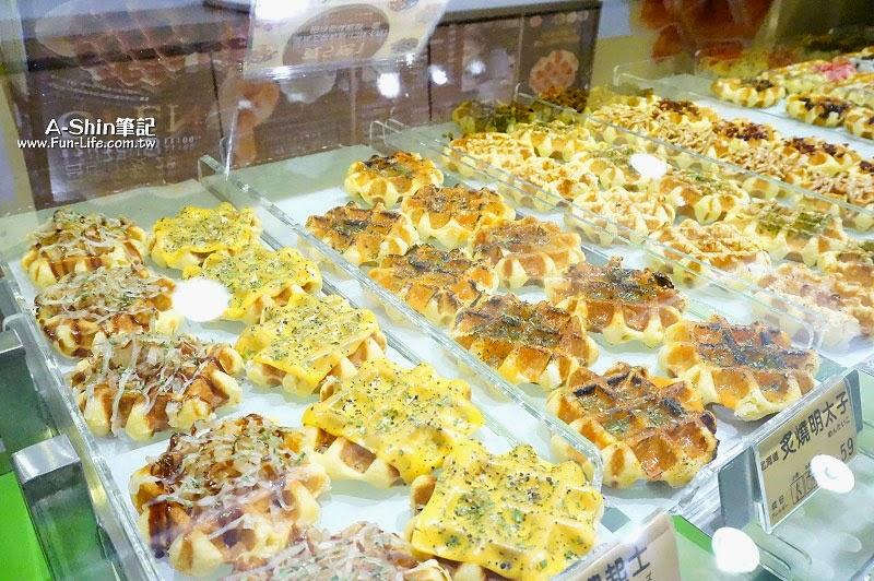 台中KUKO比利時鬆餅-6