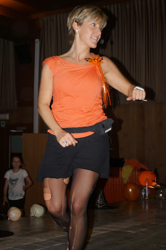 Isabel Deblauwe, paso dance