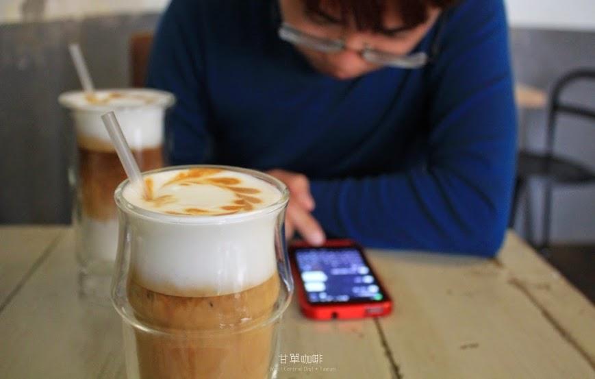 台南中西區咖啡館推薦,甘單咖啡-9