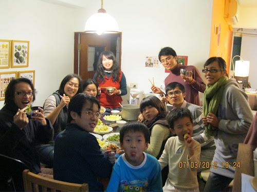 保咖咖Family Time