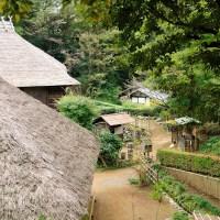 Nihon Minkaen, eli maalaistalojen museo