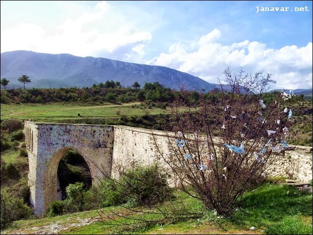 Turkey Tuesday: Das Inceköprü Safranbolu - Aquädukt