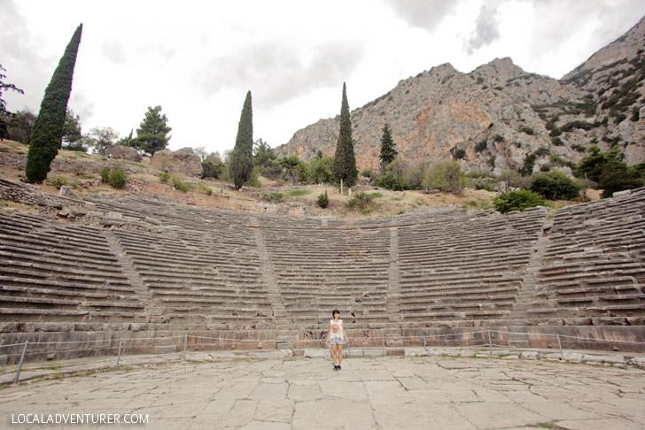 Delphi Theater.