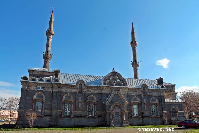 Fethiye Mosque, Kars, Turkey