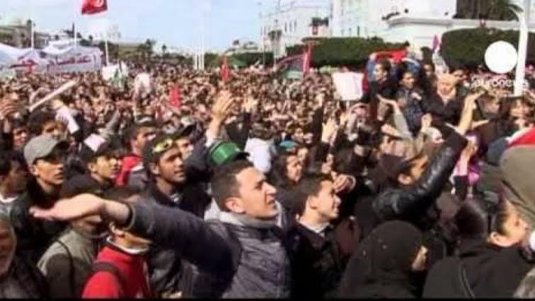 Ny demokratifas i tunisien