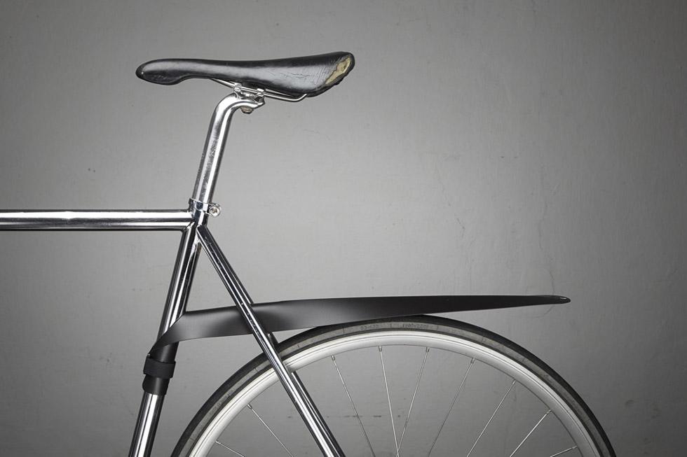 *可捲式自行車擋泥板:Musgard推出輕便新設計! 1