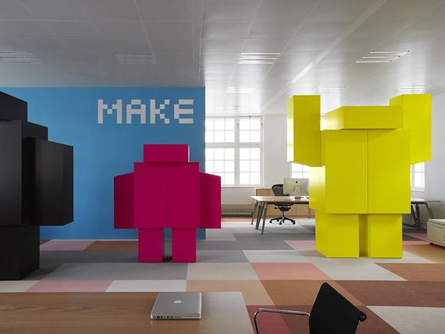*JWT Office:發想無限創意的夢幻辦公室! 3