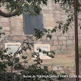 Tughlaqabad Fort (4/4)