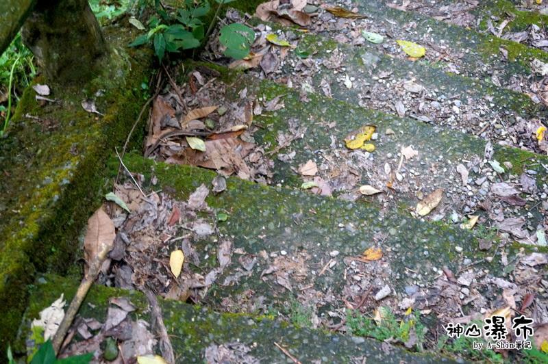 霧台隱藏景點:神山瀑布