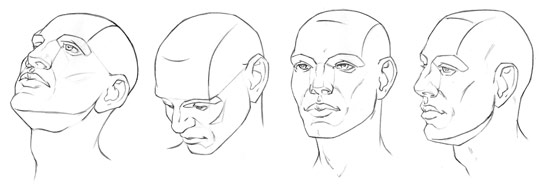 Video How To Draw The Head