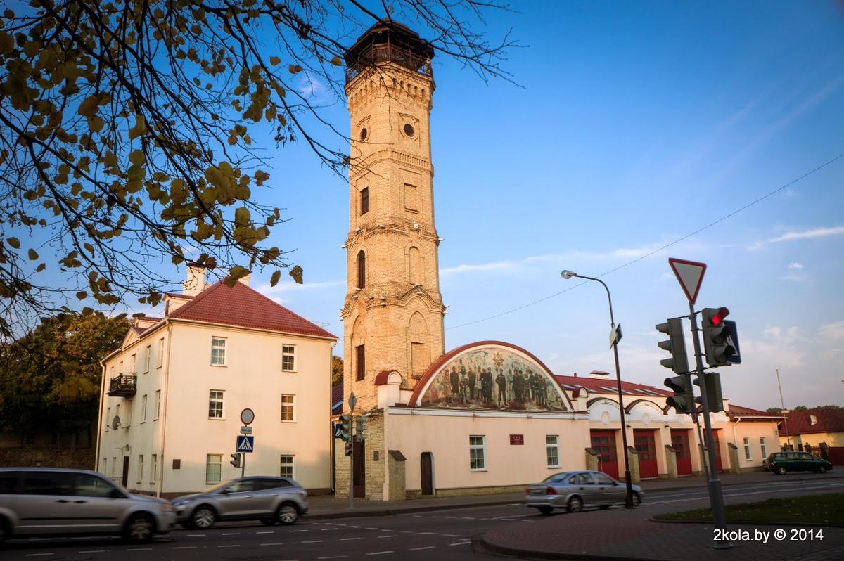 Пажарная вежа