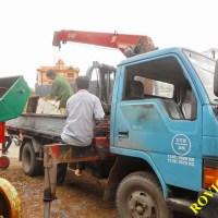 Lô hàng máy móc thiết bị đã qua sử dụng sắp xuất xưởng