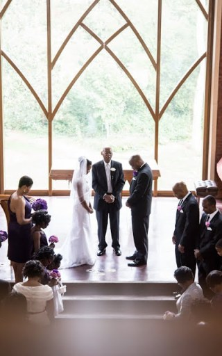 Agnes Scott Wedding Chapel