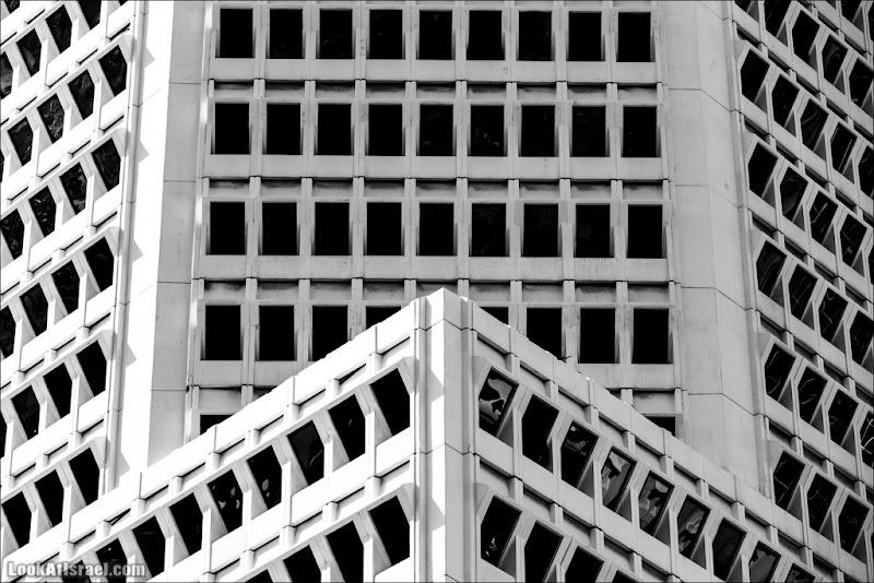 Тель Авивские небоскребы - Текстиль