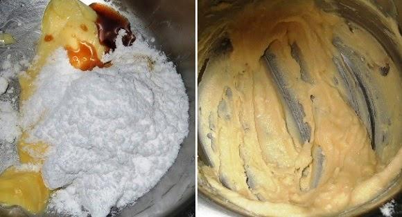 Eggless Vanilla Cake Recipe Joy Of Baking: Tasty Eggless Kinder Bueno Joy Cake
