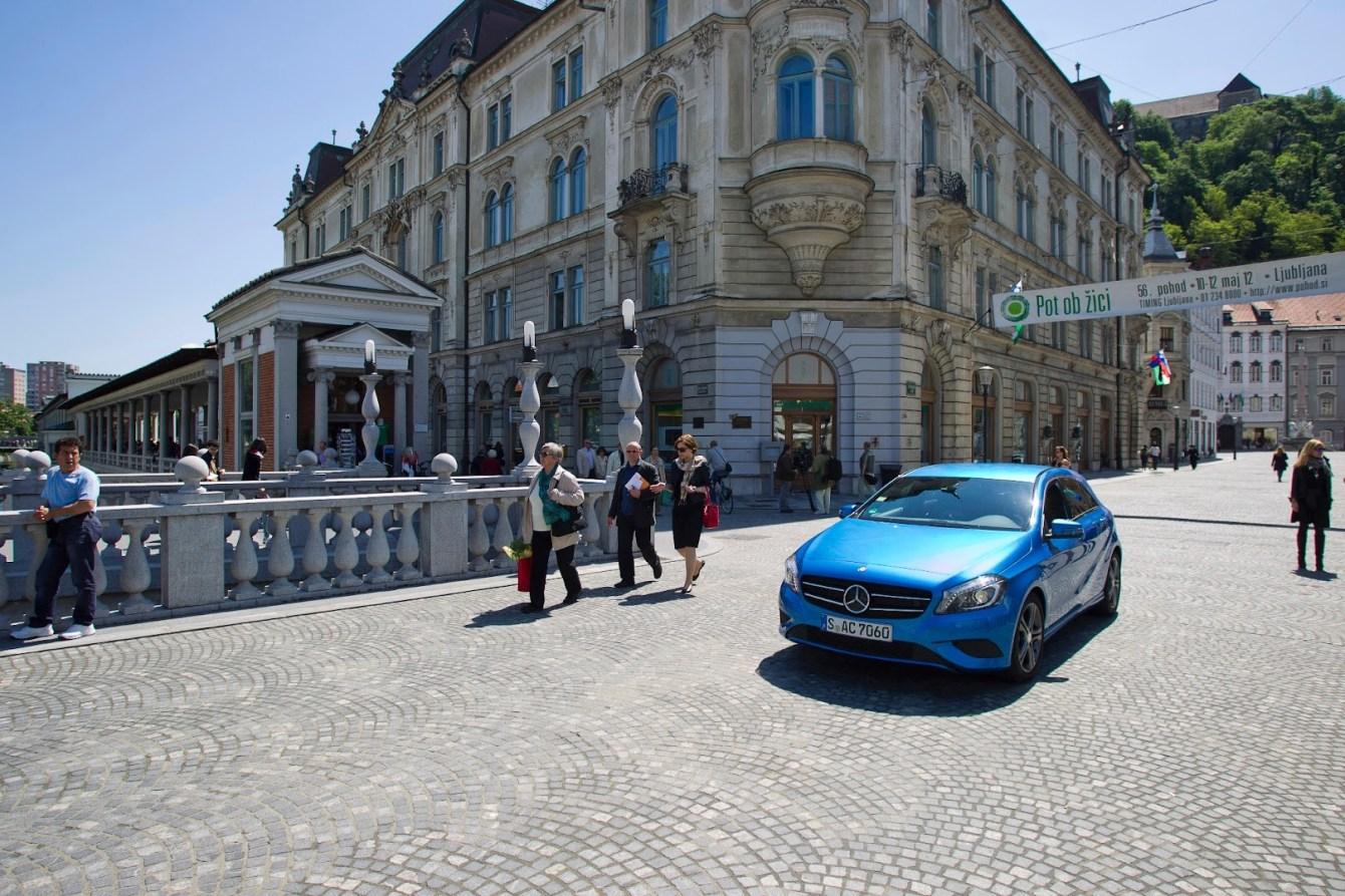 *Mercedes-Benz The new A-Class 跟著蔡依林搭載小鋼砲新血來襲:「PROJECT A+」萬人電音派對! 13
