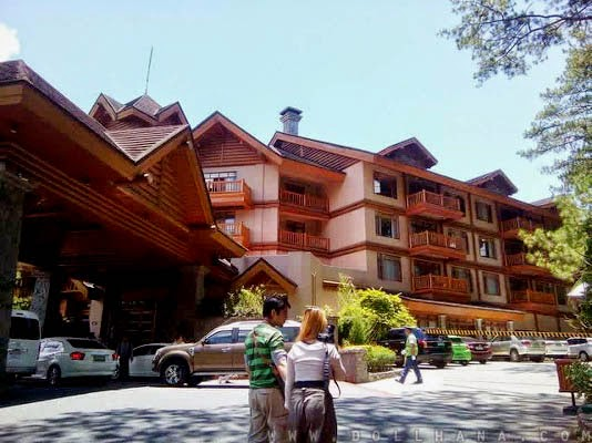 what to do in Baguio city activities destinations the manor