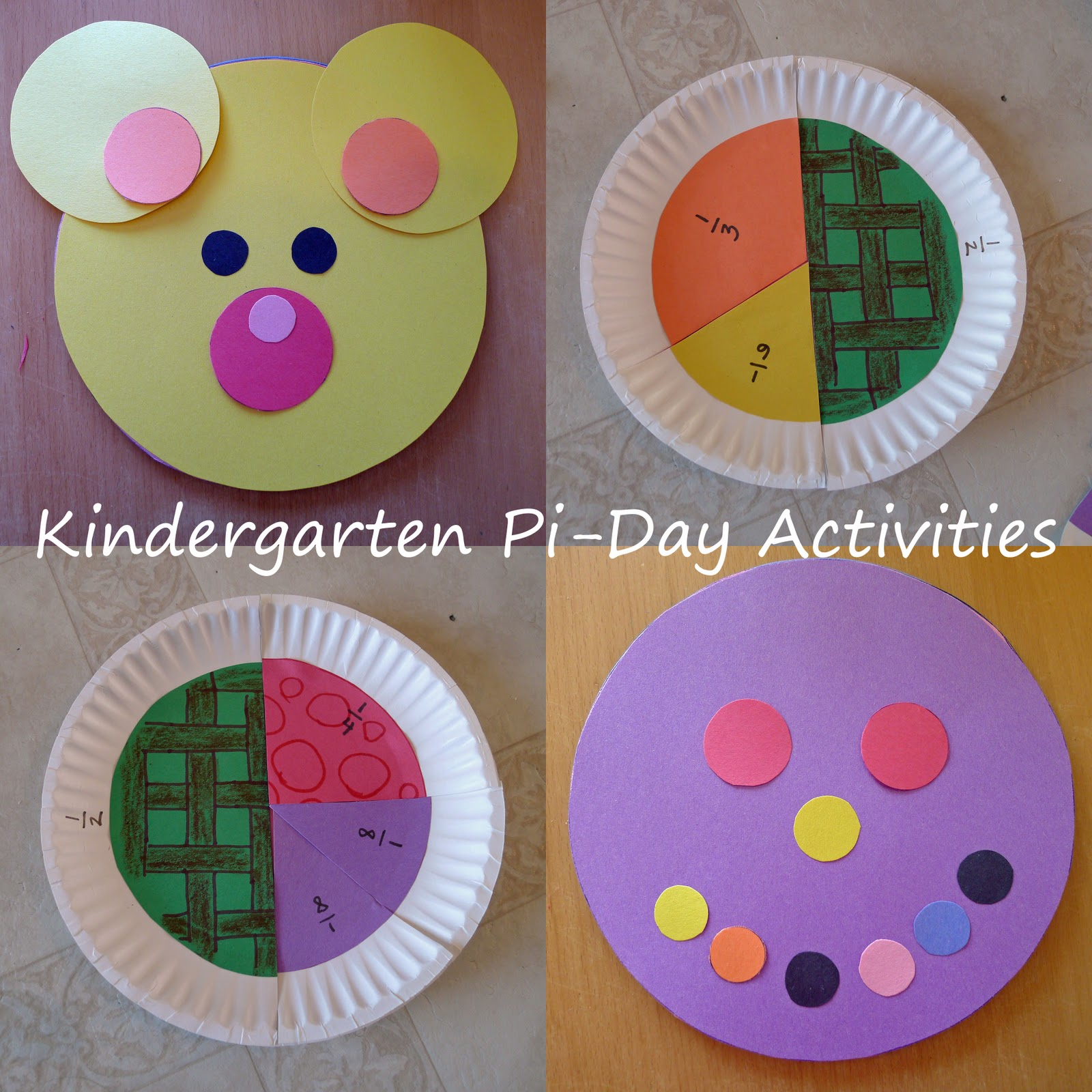 Pieces By Polly Kindergarten Pi Day Activities