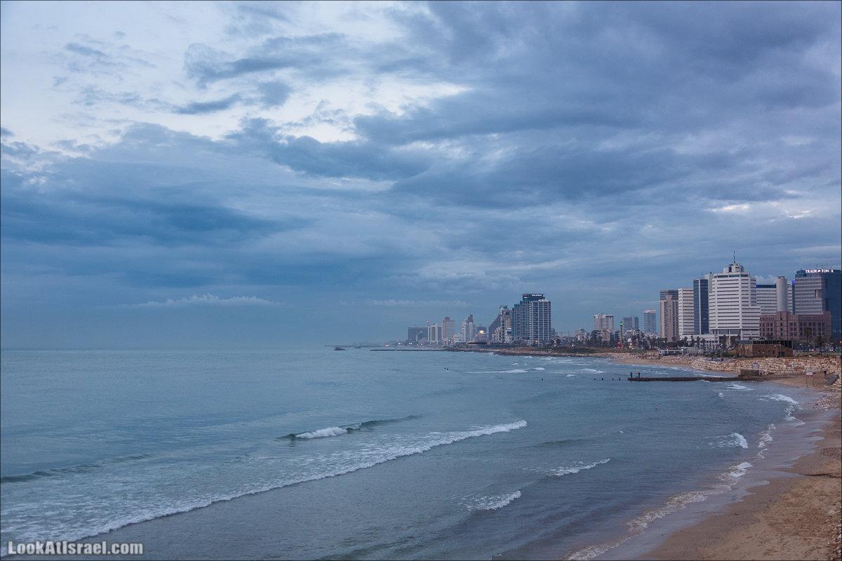 LookAtIsrael.com - Тель Авив в десятке самых красивых прибрежных городов мира