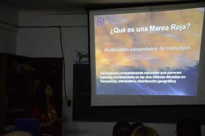 21/10/2014 - Conferencia sobre Marea Roja en Con-Ciencia Marina 1
