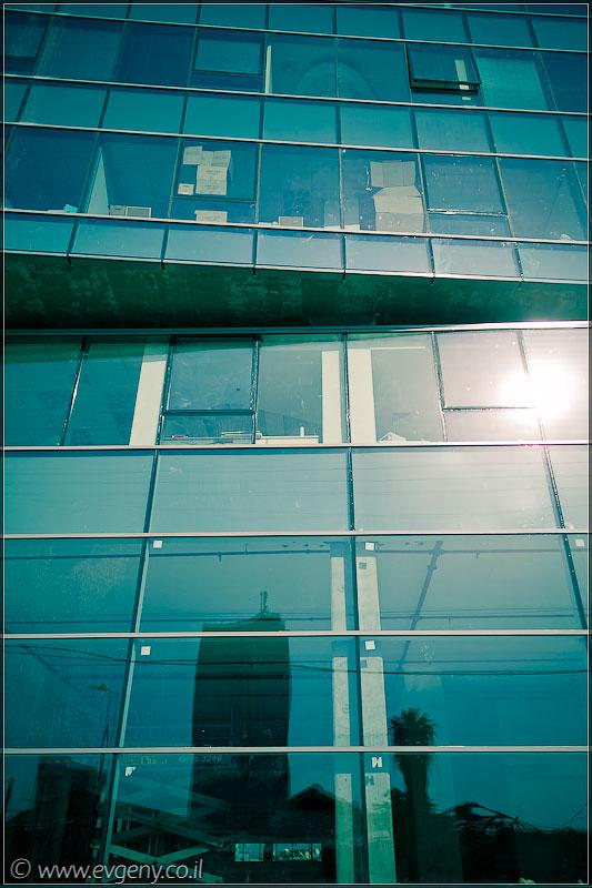 Тель Авивские небоскребы: Азури Эко