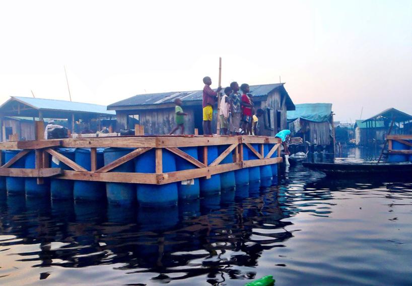 *非洲馬可可(makoko):漂浮在水上的校園! 3