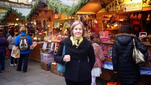 Katie @ Bath Christmas Market