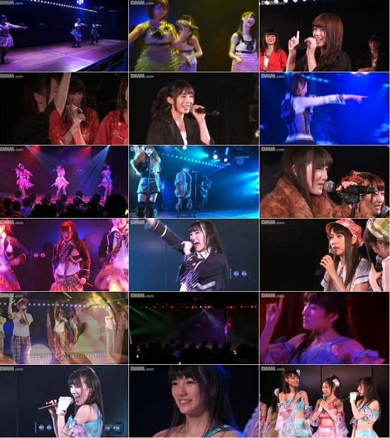 "(LIVE)(公演) AKB48 チーム4 ""アイドルの夜明け"" 岡田奈々の生誕祭 141111"
