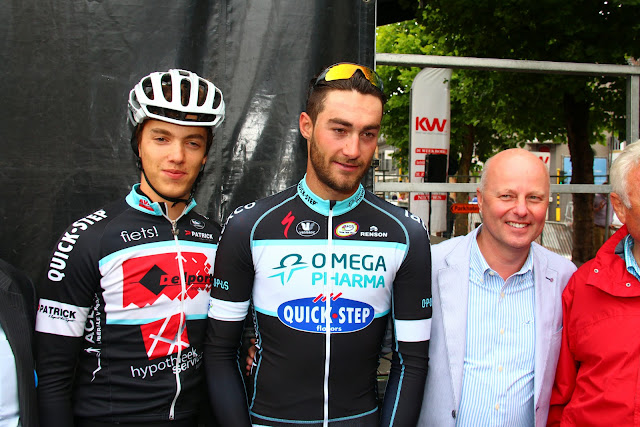 Engelbert Van Keirsbulck en Guillaume Van Keirsbulck