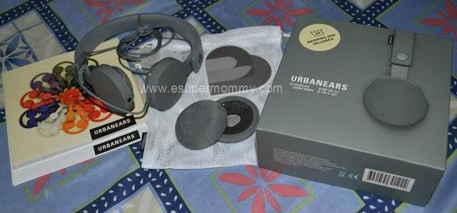 Urbanears Humlan Headphone unboxed