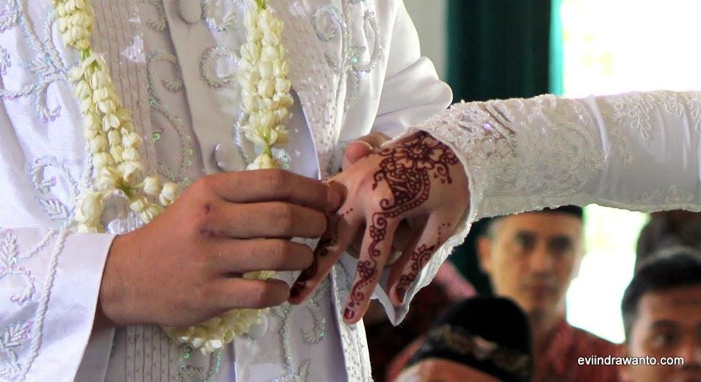 Motif tribe- Contoh gambar henna pengantin