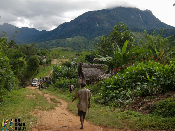 Marojejy en Madagascar, uno de los países baratos para viajar
