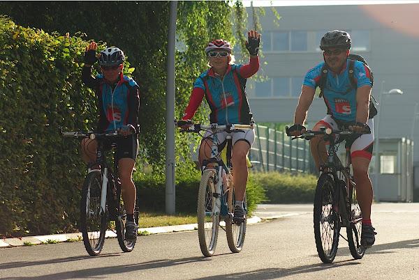 fietsen tijdens West-Vlaanderens Mooiste