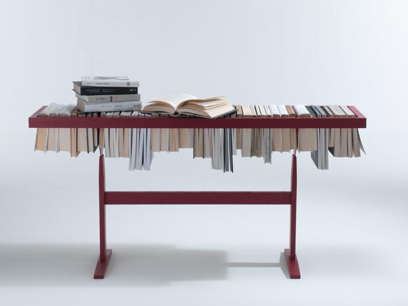 *LEMA 2013:booken 懸掛式書架書桌!  2