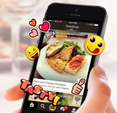 foodporn mobile app photography food opensnap openrice