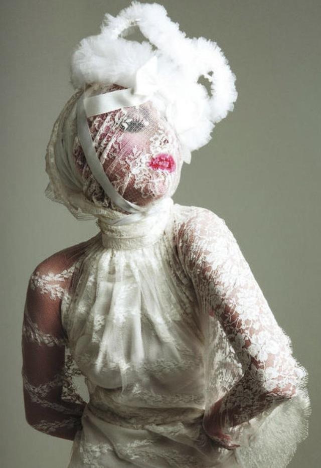 Lace It Up Trend Envy