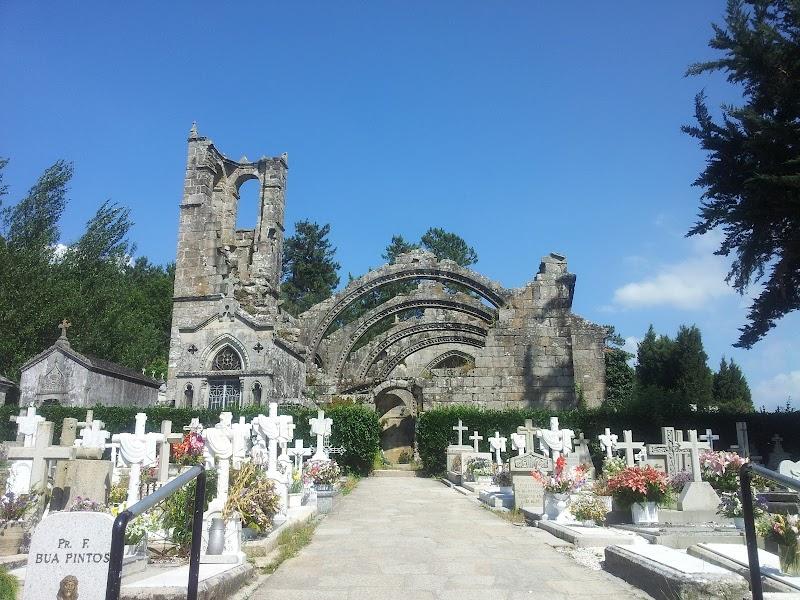Cementerio Cambados - Santa Mariña Dozo