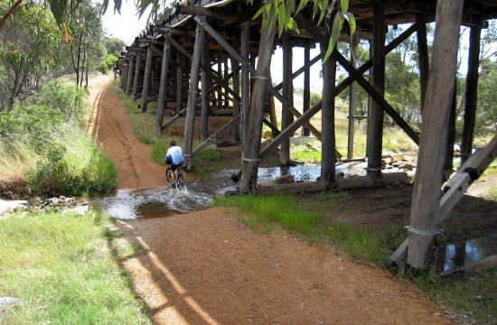 Kep Track - River Crossing