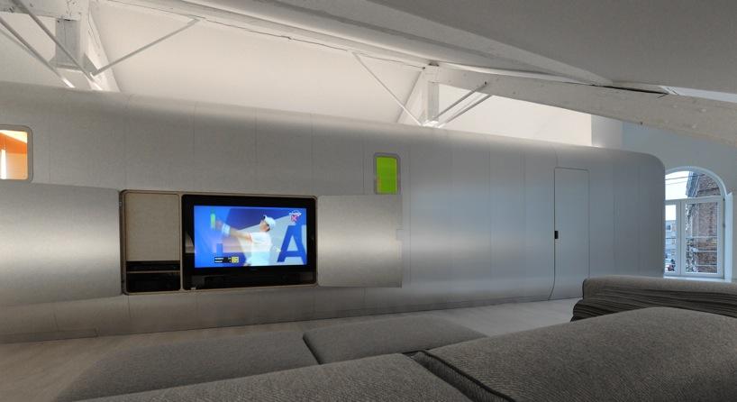 *比利時Liège的時空閣樓:Daniel Dethier柔美的衝突設計! 6
