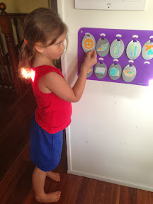 Matilda loves using MyChart.com.au